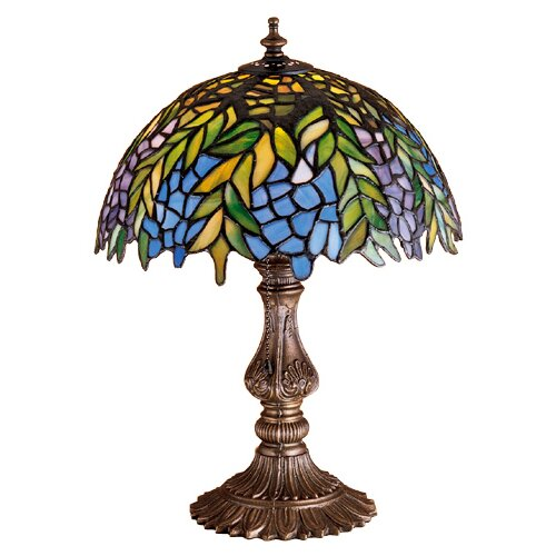 Meyda Tiffany Tiffany Honey Locust Accent Table Lamp