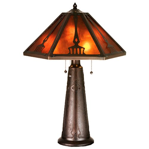 Meyda Tiffany Grenway Table Lamp