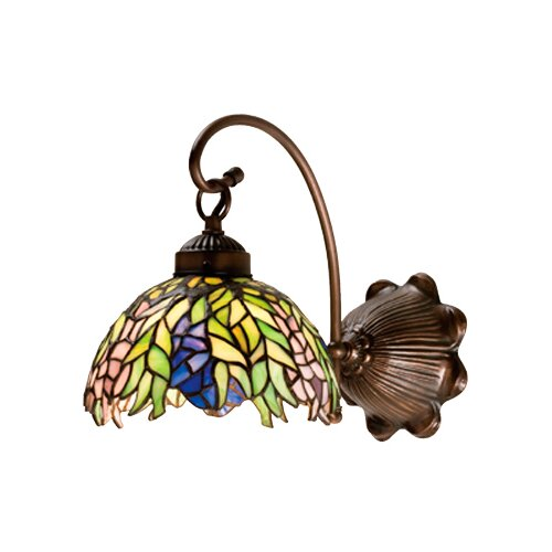 Meyda Tiffany Tiffany Honey Locust 1 Light Wall Sconce