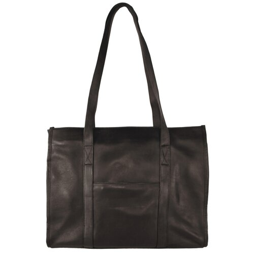 Latico Leathers Heritage My Fair Lady Tote Bag