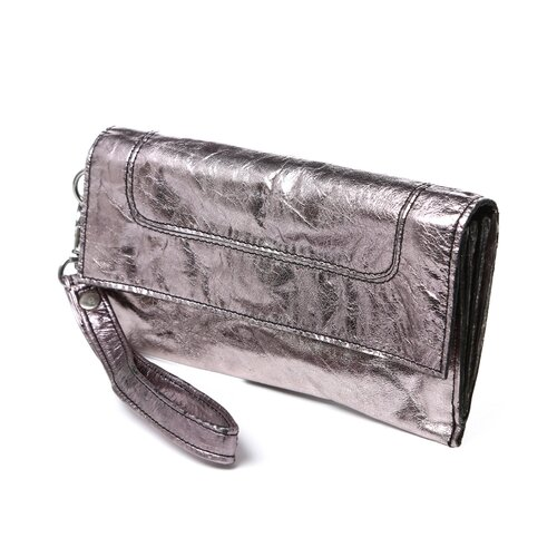 Latico Leathers Art Tina Foil Clutch