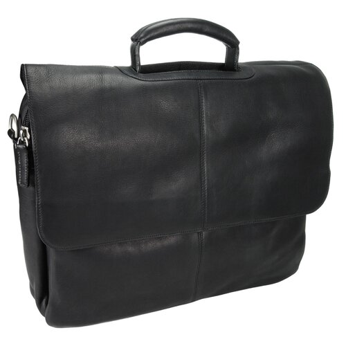 Heritage Leather Laptop Briefcase