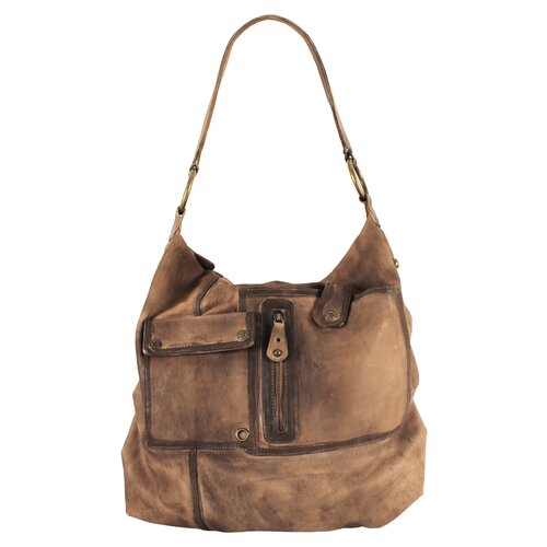 Latico Leathers Brushstroke Zara Large Shoulder Bag