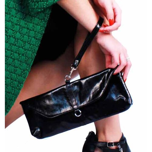 Art Leah East / West Convertible Clutch Wristlet