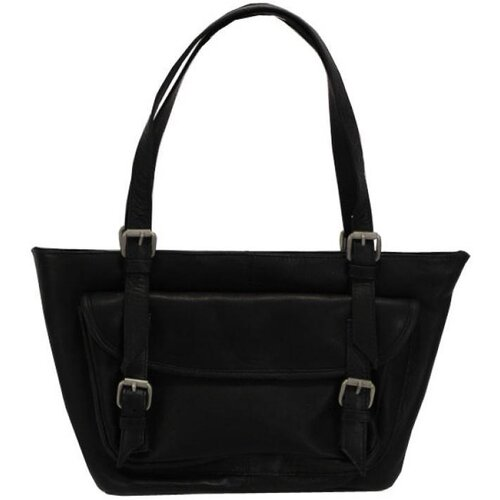 Latico Leathers Millie Mediumtop Zip Tote Bag