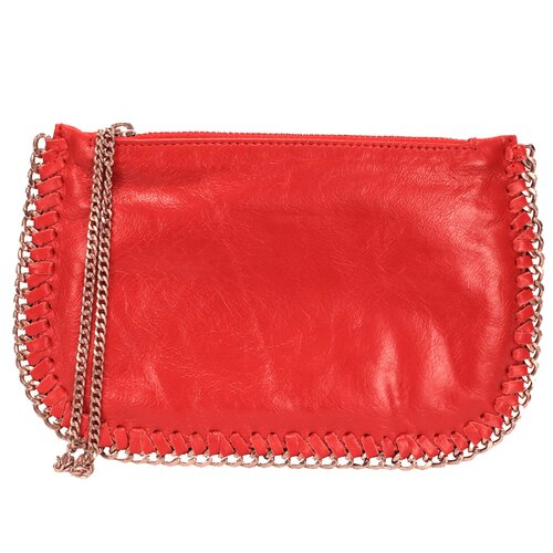Latico Leathers Goldie Mimi Chain Wristlet