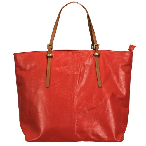 Latico Leathers Nadia Rava Large Tote Bag