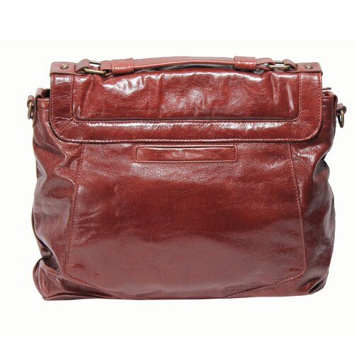 Latico Leathers Cass Cross-Body Bag