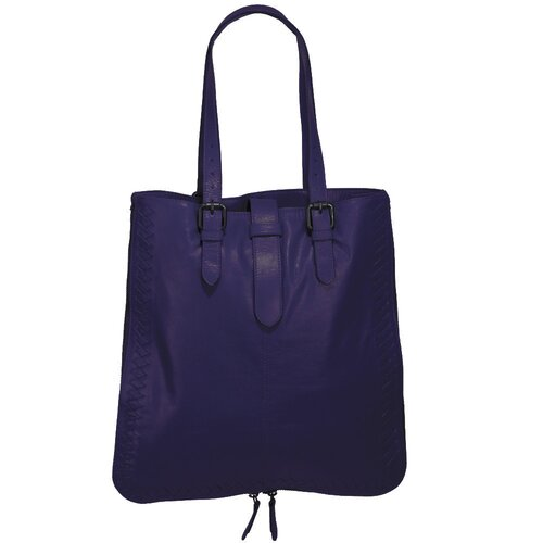 Latico Leathers Betsy Large Mimi in Memphis North / South Tote Bag