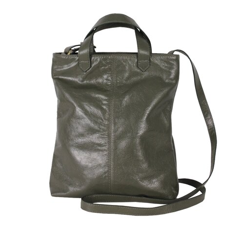 Latico Leathers Cindy Cross-Body Tote Bag