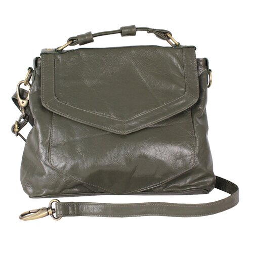 Latico Leathers Mimi In Memphis Doyle Satchel Bag