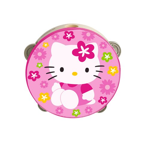 First Act Hello Kitty Tambourine