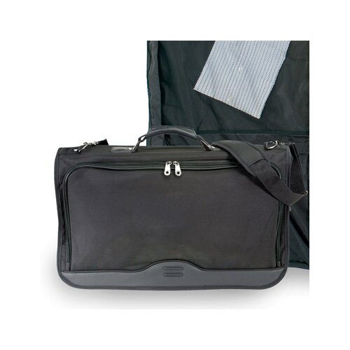 Ballistic Nylon Tri-fold Carry-On Garment Bag