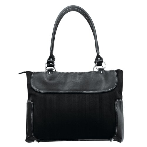 Ladies Business Zip-Top Computer Causal Tote