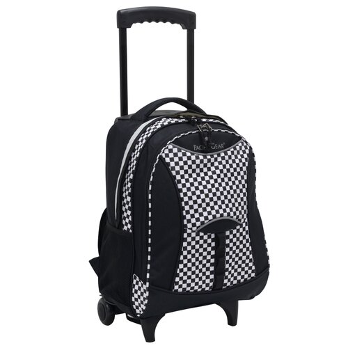 Pacific Gear Lightweight Wheeled Backpack