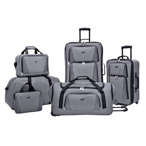Palencia 5 Piece Luggage Set