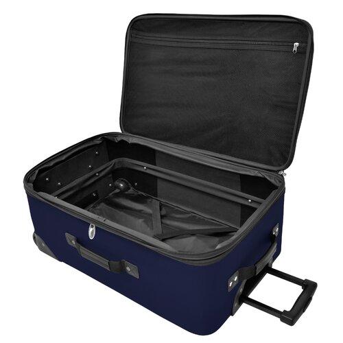 San Reno 5 Piece Luggage Set