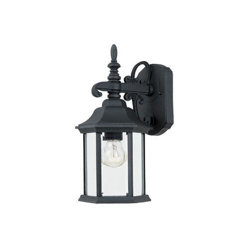 Designers Fountain Devonshire Cast Wall Lantern