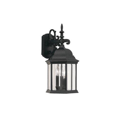 Designers Fountain Devonshire Cast Wall Lantern