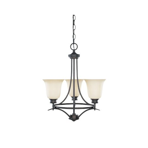 Montego 3 Light Chandelier