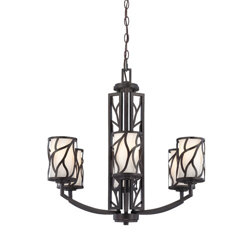Designers Fountain Modesto 6 Light Chandelier