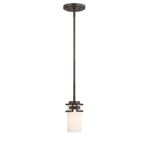 Del Ray 1 Light Mini Pendant