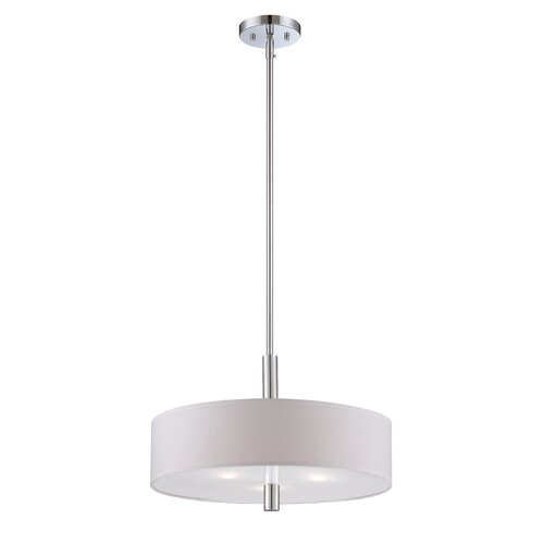 Cordova 3 Light Drum Pendant