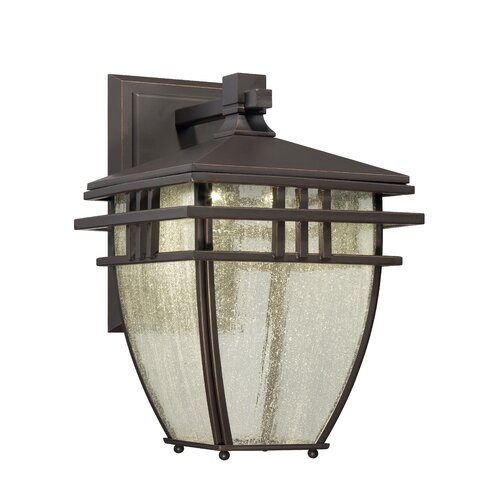 Designers Fountain Drake Outdoor Outdoor Wall Lantern