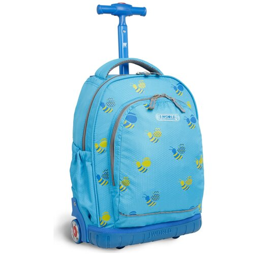 Candy Kid's Rolling Backpack
