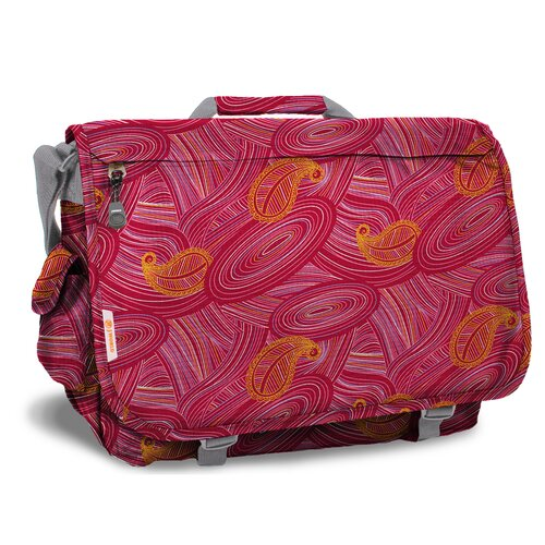 Thomas Paisley Messenger Bag