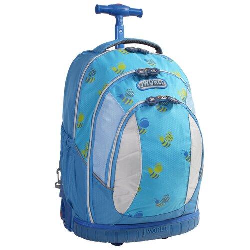 Sweet Kid's Ergonomic Rolling Backpack