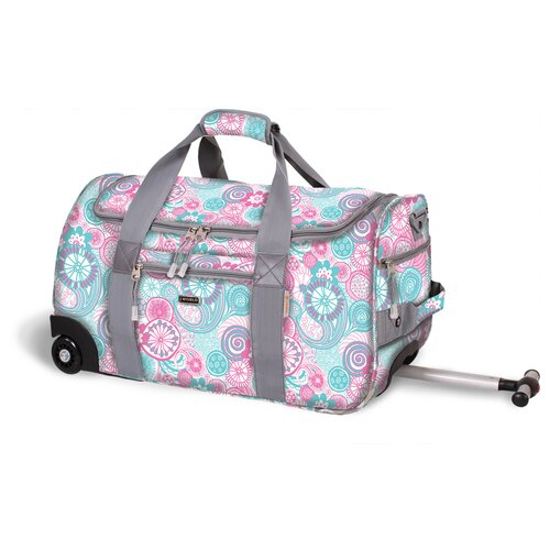 Tamarak Carry-On Rolling Duffel