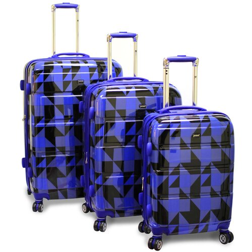 Vanesta 3 Piece Luggage Set