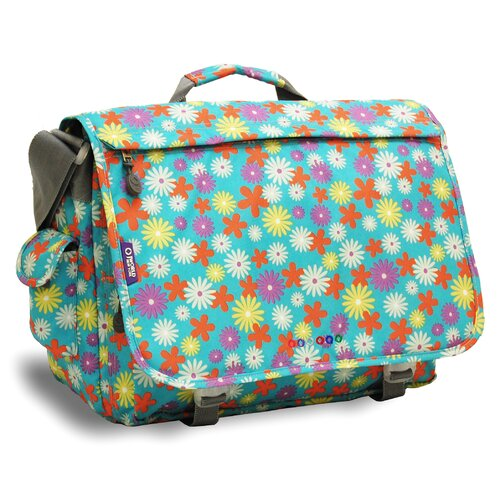Thomas Flower Messenger Bag