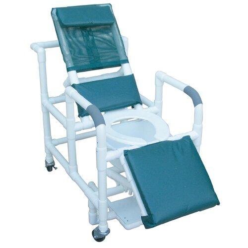 MJM International Reclining Shower Chair