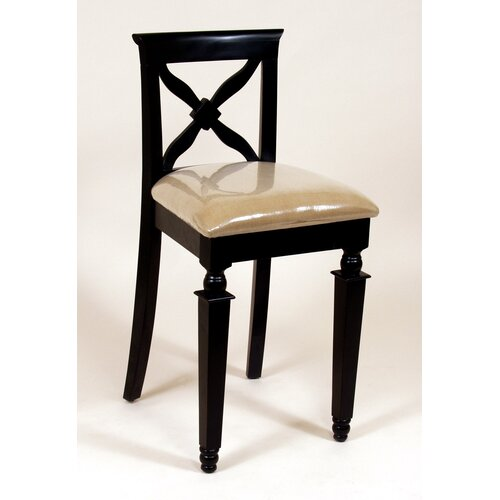 AA Importing Bar Stool with Cushion