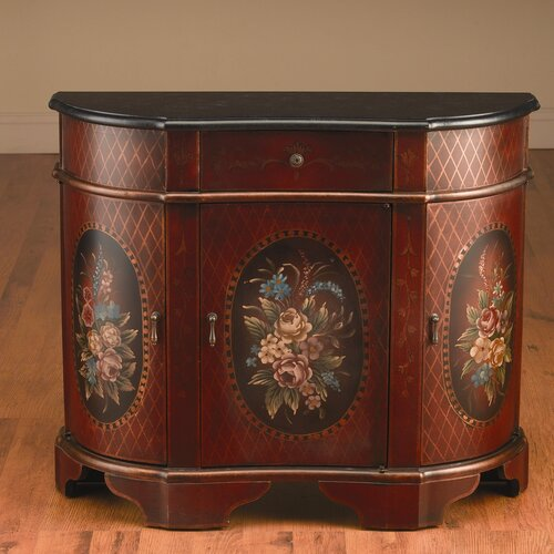 AA Importing 1 Drawer Console Cabinet