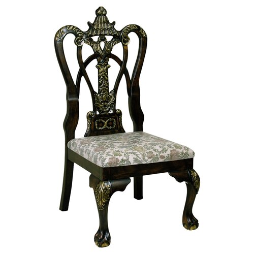 AA Importing Fabric Side Chair