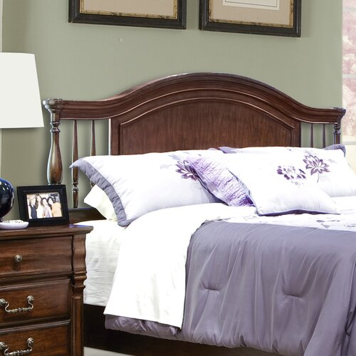 Washington Manor Bannister Headboard