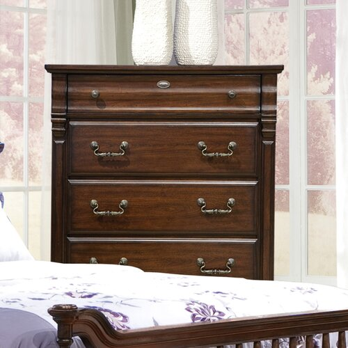kathy ireland Home by Vaughan Washington Manor 5 Drawer Chest