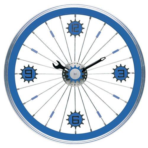 "Maples Clock 16"" Bike Wall Clock"