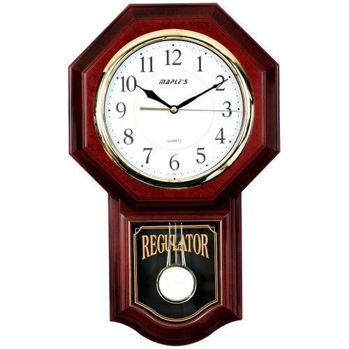 Maples Clock Pendulum Wall Clock