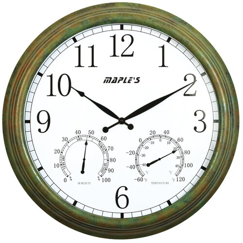 "Maples Clock 23"" Wall Clock"