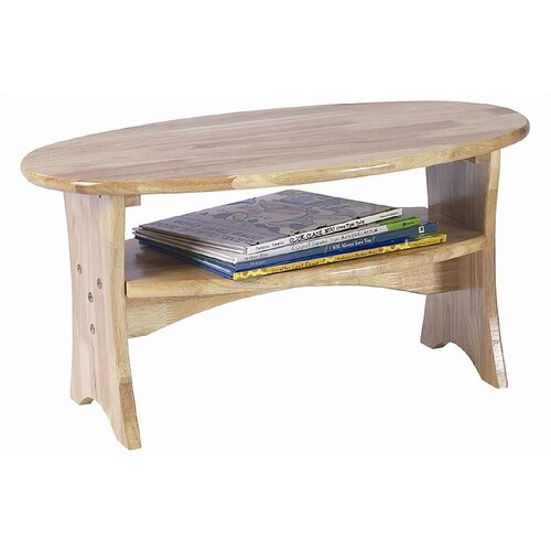 Brand New World Child's Coffee Table