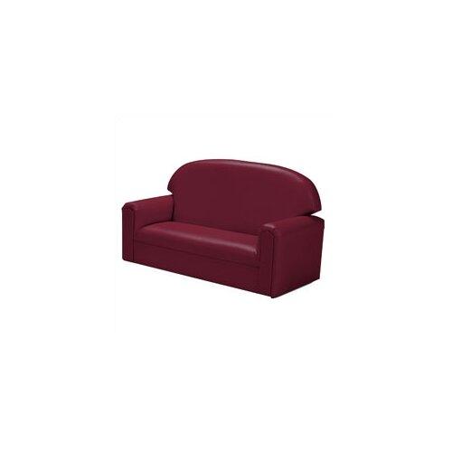 Brand New World Just Like Home Vinyl Upholstery Sofa