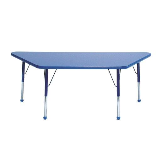 Mahar Trapezoidal Classroom Table