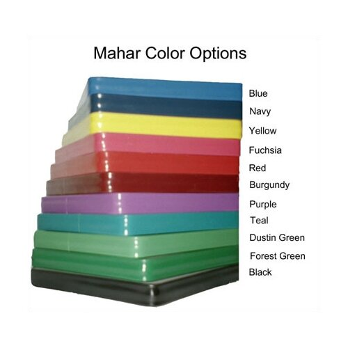 Mahar Small Rectangle Creative Colors Activity Table