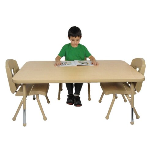 "Mahar 72"" x 42"" Rectangle Table"