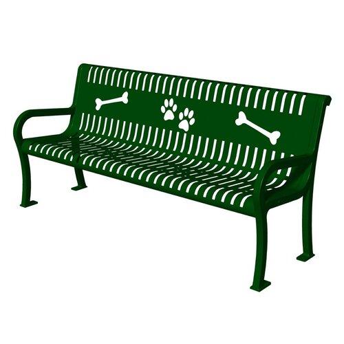 Ultra Play Bark Park Deluxe Bench