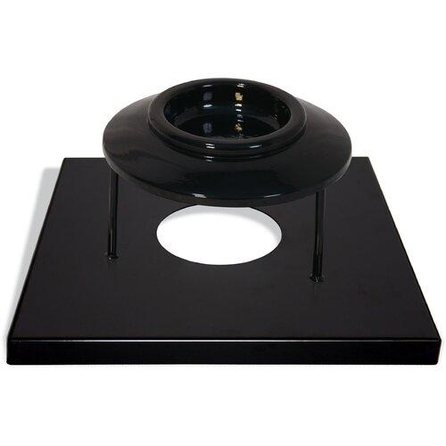 Ultra Play UltraSite 32 Gallon Flat Top Receptacle Lid